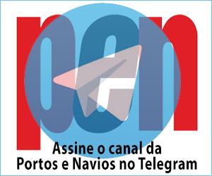 Canal da Portos e Navios no Telegram