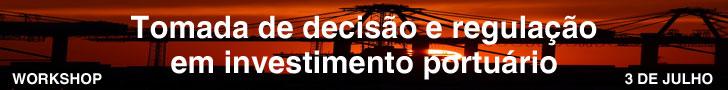 Workshop Tomada de decisão - investimento em portos
